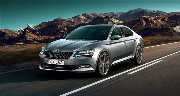 Skoda Superb freshened up with new and improved tech