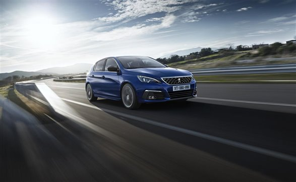 Peugeot 308 gets upgraded engines and extra safety tech for 2017