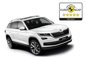 Max safety for Kodiaq