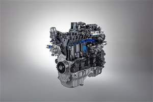 New engine from Jaguar