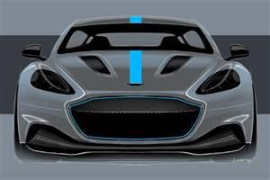 Aston Martin to go electric