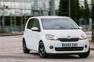 Citigo: safest used first car