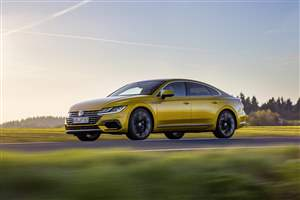 Top marks for VW Arteon