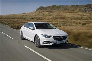 Safety success for Insignia