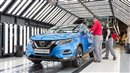 Improved Qashqai in production