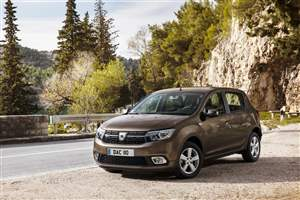 Dacia engine and trim upgrades