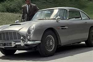 Top Ten James Bond Cars