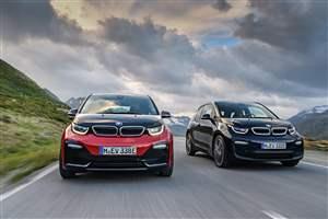 BMW i3 improvements