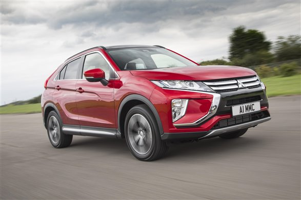 Mitsubishi Eclipse Cross: prices and specifications announced