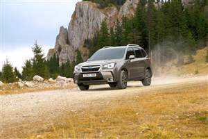 Subaru Forester gets EyeSight